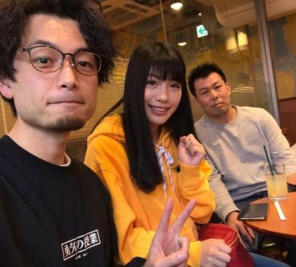 勇気の授業オフィシャルサポーター吉川桃加